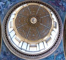 Celestial Dome by phil decocco