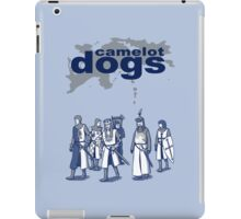 Camelot Dogs iPad Case/Skin