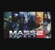 Mass Effect 2 by CharlieGoh