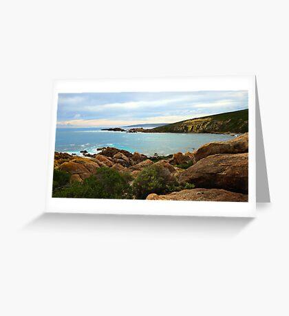 Seaside Calm Greeting Card