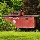 New York OW Caboose by PineSinger