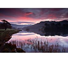 Dawn, Rydal Water Photographic Print