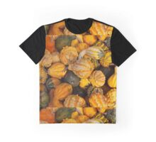 Fruits of Fall Graphic T-Shirt