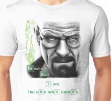 Walter White W/ quote  Unisex T-Shirt