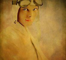 Amelia Ehrhart by PineSinger
