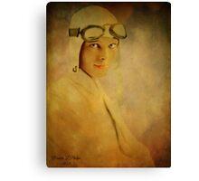 Amelia Ehrhart Canvas Print