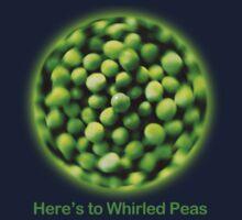 Whirled Peas - Comic Tee Kids Clothes