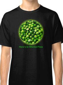 Whirled Peas - Comic Tee Classic T-Shirt