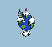 World Peace Hug Unisex T-Shirt