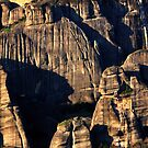 The Holy Rocks of Meteora by Hercules Milas