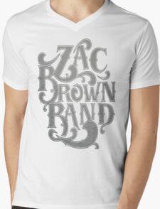 Zac Brown Band GUNAHAD02 Mens V-Neck T-Shirt