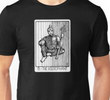 Tarot Series: The Hierophant Unisex T-Shirt