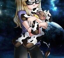 Seruki with Rok Cow by Seruki