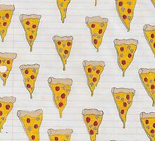 Pizza Heaven by melaniewoon