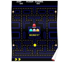 PACMAN - LEVEL 1 Poster