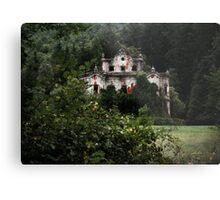 Villa De Vecchi Metal Print