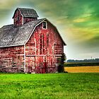 RURAL BARN by Steve Ivanov