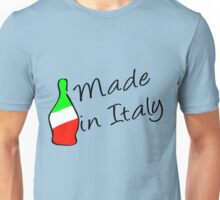 Made in Italy Unisex T-Shirt