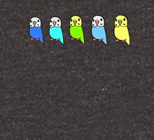 Budgies Mens V-Neck T-Shirt