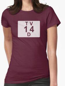 TV 14 D (United States) white T-Shirt