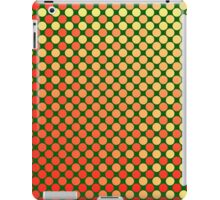 Red Yellow Green Mash-Up iPhone and iPad Case iPad Case/Skin