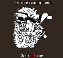 Heart Engine  Unisex T-Shirt