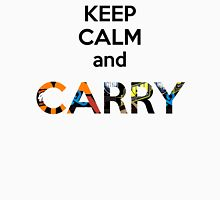 E Sports Keep Calm and Carry Unisex T-Shirt