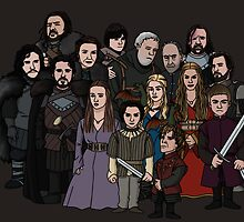 Game of thrones by jasesa
