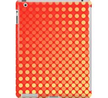 Red Yellow Red Mash-Up iPhone and iPad Case iPad Case/Skin