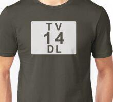 TV 14 DL (United States) white Unisex T-Shirt