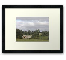 The Bridge at Blenheim Framed Print