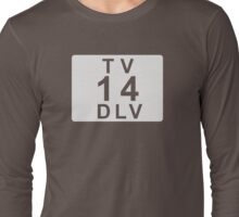 TV 14 DLV (United States) white Long Sleeve T-Shirt
