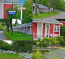 Lodging in Maine by Carolyn Clark