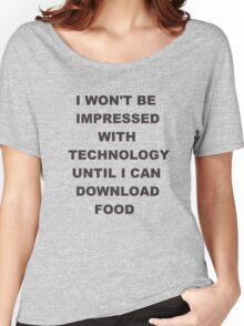 Technology Women's Relaxed Fit T-Shirt