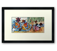 """Nature's Dance"" by Carter L. Shepard Framed Print"