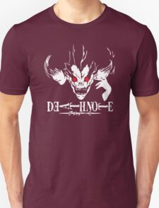 death note white T-Shirt