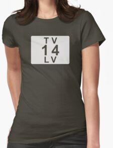 TV 14 LV (United States) white T-Shirt