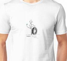 Tire Swing Unisex T-Shirt