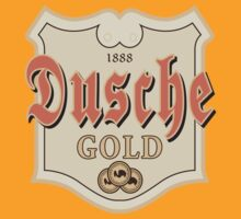 Dusche Gold by Stirpel
