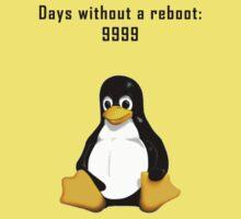 No Reboot Baby Tee