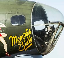 Memphis Belle by Mark Sawyer