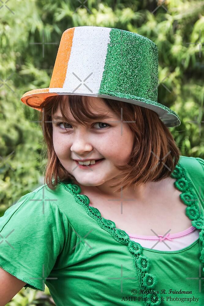 Wearing O'The Green!  by Heather Friedman