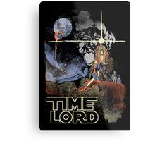 TIME LORD Episode IV Metal Print