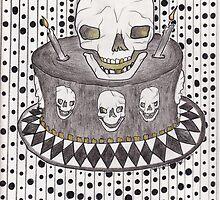 Happy Skullday 2 U by merrilymccarthy