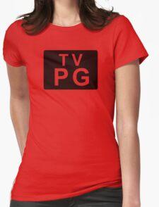 TV PG (United States) black T-Shirt