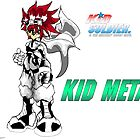 Kid Meta (Kid Soldier-2012) Poster by TakeshiUSA