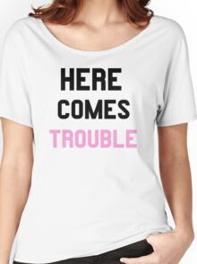 Double Trouble (1 of 2) Women's Relaxed Fit T-Shirt