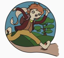 Bilbo's Adventure by littlelithoniel
