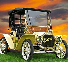 1910 Buick Roadster/Runabout by DaveKoontz