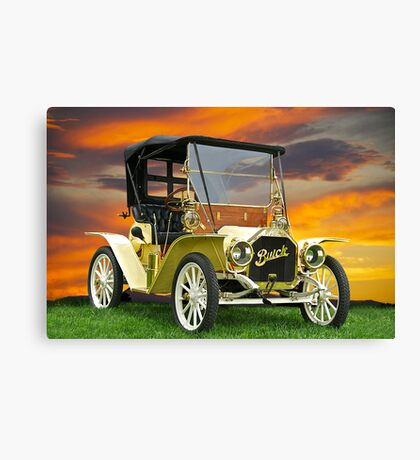1910 Buick Roadster/Runabout Canvas Print